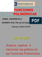 Tema 12 Funciones Polinomicas