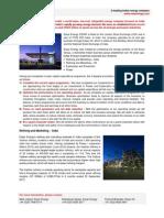 Essar Corporate Factsheet - 25-11-2013
