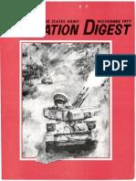 Army Aviation Digest - Nov 1977