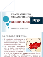 Clase 4-Geografia Urbana