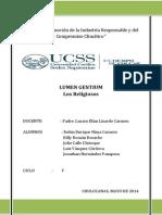 Lumen Gentium Trab