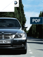 Catalogo BMW Serie3 Berlina