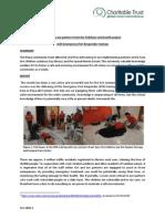 GVI Playa Del Carmen Monthly Achievements Report April 2014