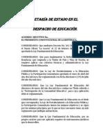 Reglamento PARTICIPACIoN COMUNITARIA
