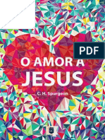 Livro eBook o Amor a Jesus