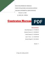 Trabajo de Legislacion Mercantil