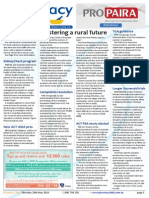 Pharmacy Daily for Thu 29 May 2014 - Fostering a rural future, Authority review terms, ACT PSA newly elected, KidneyCheck program and much more