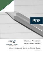 Kansas Primer on Education Funding