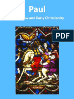 Paul-Jewish Law and Early Christianity