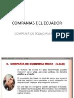 Companias Del Ecuador