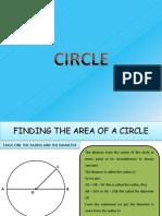 Lingkaran Dan Unsur-unsurnya (Pembelajaran)