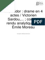 SARDOU, Victorien - Thermidor