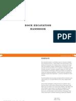 1. Rock Excavation Handbook