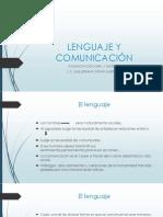 Lenguaje y Comunicación Ila