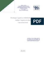 Psicologia Cognitiva Hs Trabalho Final 20110721