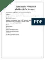 Práctica 6 MRDE