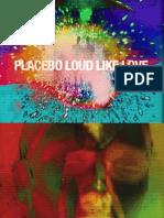 Digital Booklet - Loud Like Love