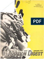 Army Aviation Digest - Jan 1977