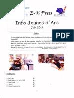 journal juiin 2014   jeanne darc