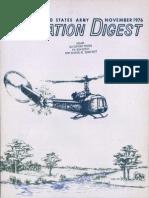 Army Aviation Digest - Nov 1976