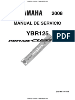 Manual Ybr 125