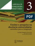 Antonio Joaquim Severino Cadernos 3 Usp