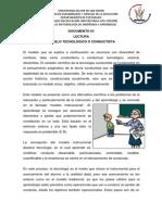 Documento 03 Lectura Modelo Tecnologico o Conductista