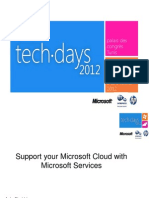 TechDays2012 Cloud MSIT