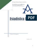 Estadística II