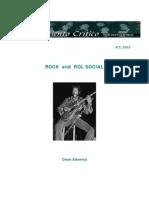 Albornoz Rock and Roll Social