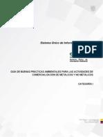 4. Gbpa Comerciaización de Metálicos y No Metálicos