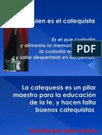 Quien Es Catequista