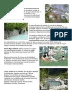 Aguas Termales en Guatemala