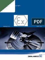 Catalogue Axial Fans A01 Ex