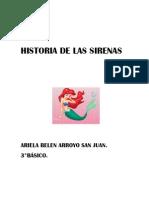 Historia de Las Sirenas