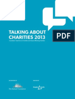 3.Talking About Charities 2013