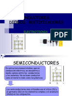 Semiconductores y Tiristores