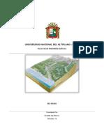 Universidad Nacional Del Altiplano Cuencas