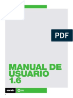 Serato DJ 1.6 Software Manual - Spanish