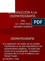Int. a La Cromatografìa (1)