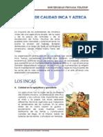 s.c. Incaico y Azteca