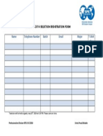 Oil Expo 2014 Selection Registration Form