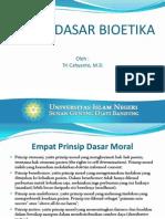 5. Dasar Moral Bioetika