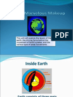 Earth's Marvelous Makeup