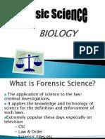 Biology Presentation 2013