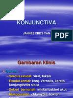 Dr. Jannes Fritz Tan - Konjungtiva