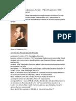 José Francisco Morazán Quezada Descendientes