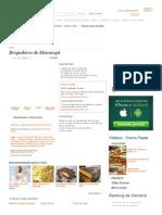 Receita de Brigadeiro de Maracujá - Cyber Cook Receitas