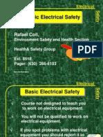 Basic Electrical Safety