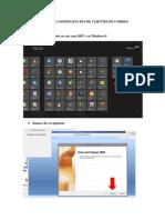 Manual de Configuracion de Clientes de Correo